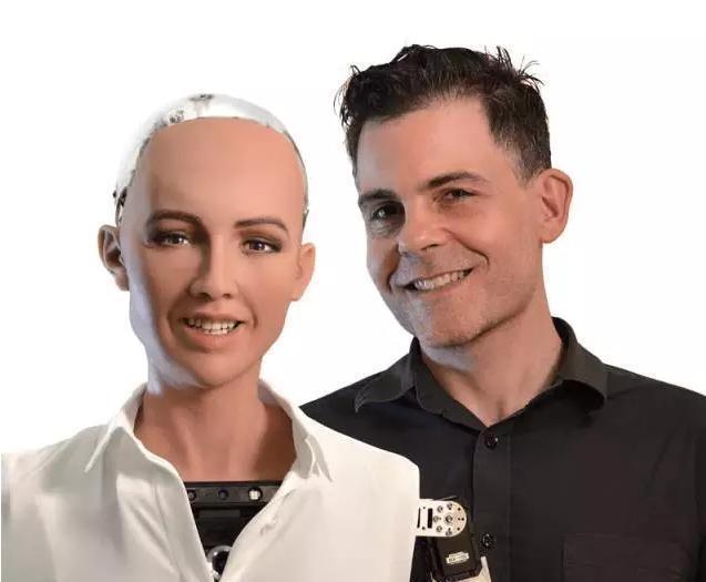 Kết quả hình ảnh cho sophia robot arabie saoudite